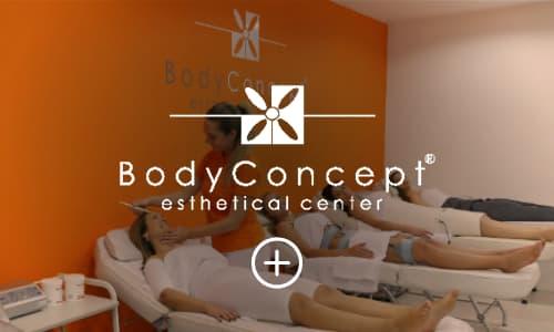 imagem e logo BodyConcept loja cliente reczero