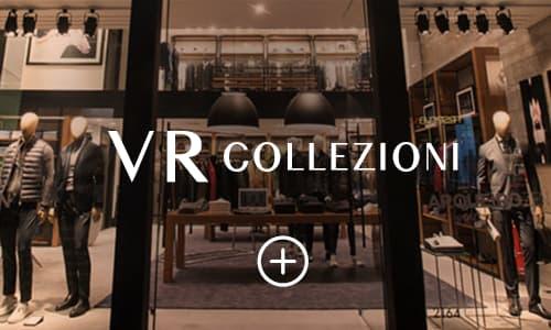 logo e imagem VR collezioni cliente reczero