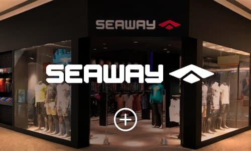 imagem e logo loja Seaway cliente reczero